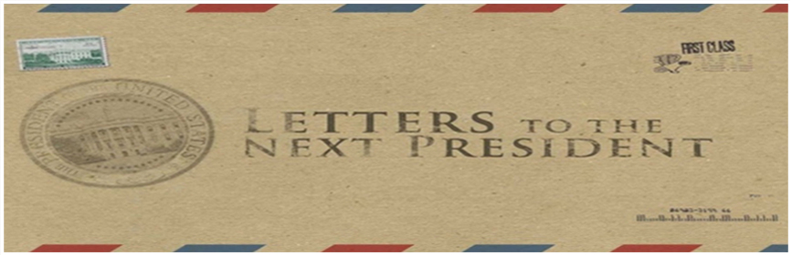 Letters to the Nex President